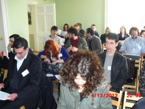 CMPI participated at the Conference on Media and the Arab Spring held at the University College Dublin, Ireland