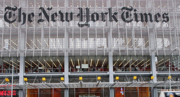 Just how liberal is New York Times?
