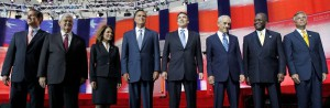 The challenge of moderating 2012 presidential debates