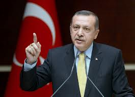 Turkish PM 'lectures' journalists on conflict reporting