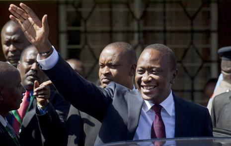 Kenyatta's victory in Kenya and Africa's Renaissance
