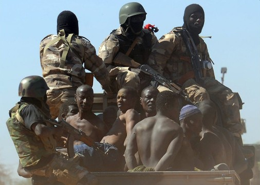 West African musicians shine spotlight on overlooked conflict