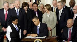 Healthcare reform as liberal,consecutive product
