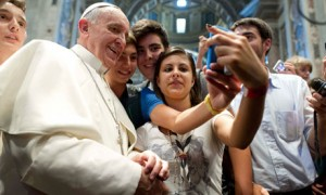 Pope, sexuality, doctrine, distortion in the media