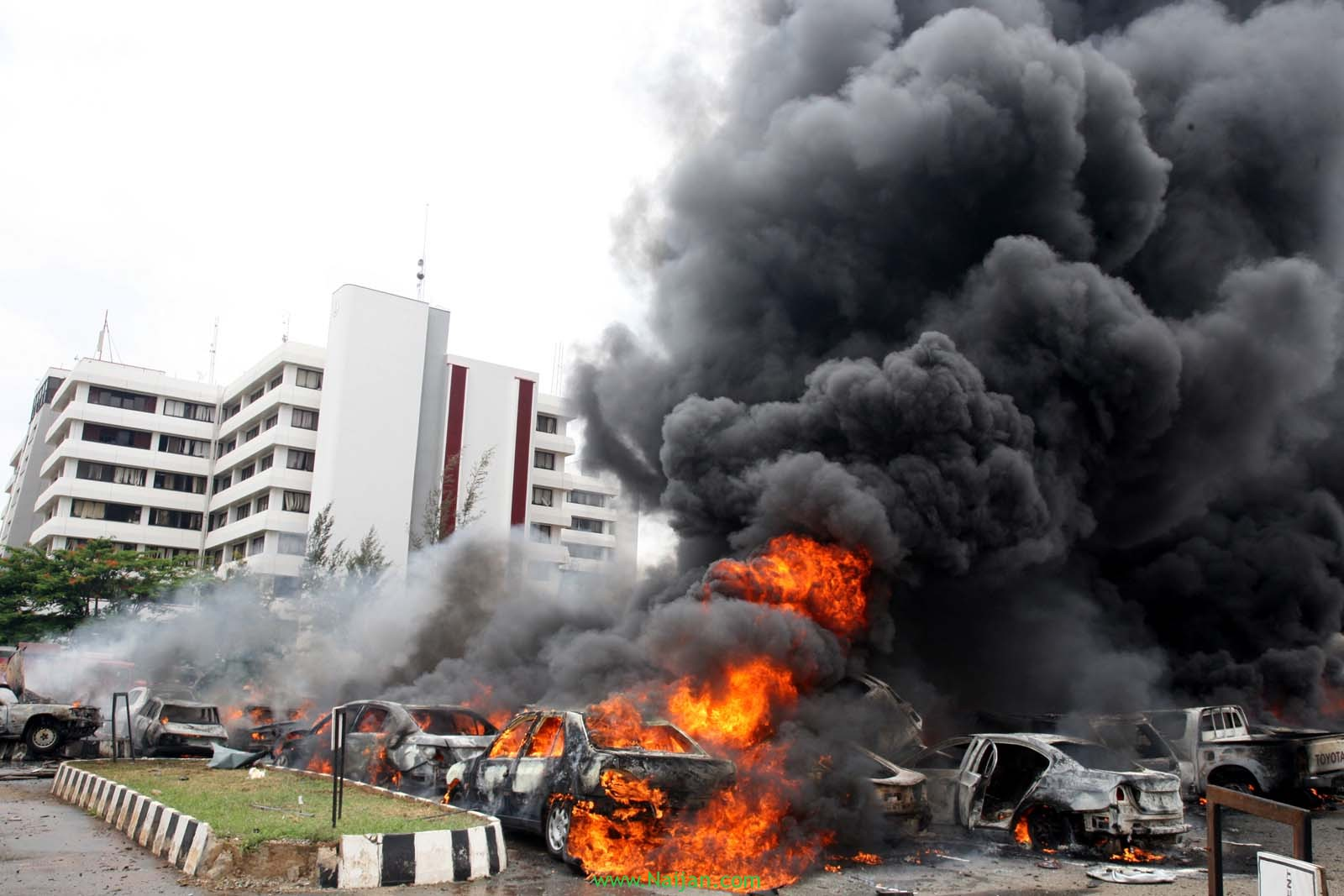 Terrorism in Nigeria: Enough!
