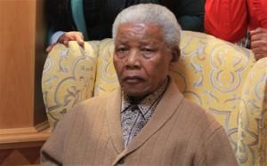 Mandela dies at 95