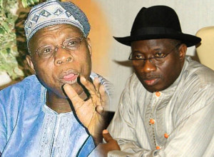 Revisiting Jonathan, Obasanjo feud: Issues in governance