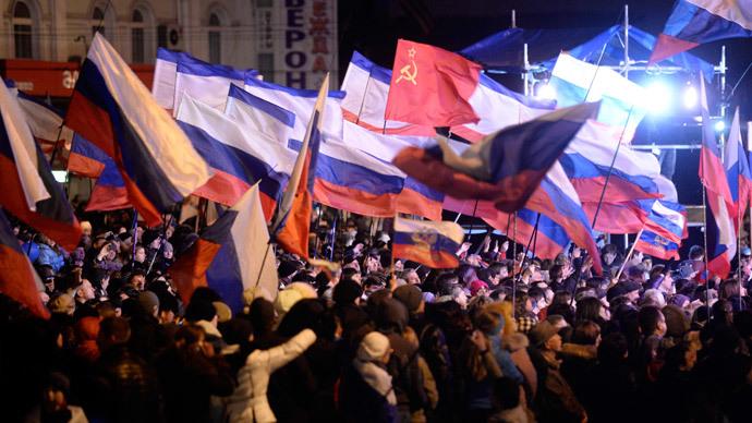 Crimea and self Determination