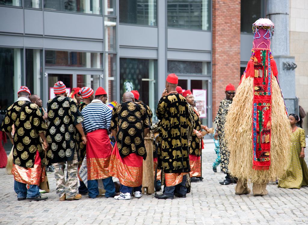 Ethnic rivalry as Nigeria's colonial albatross