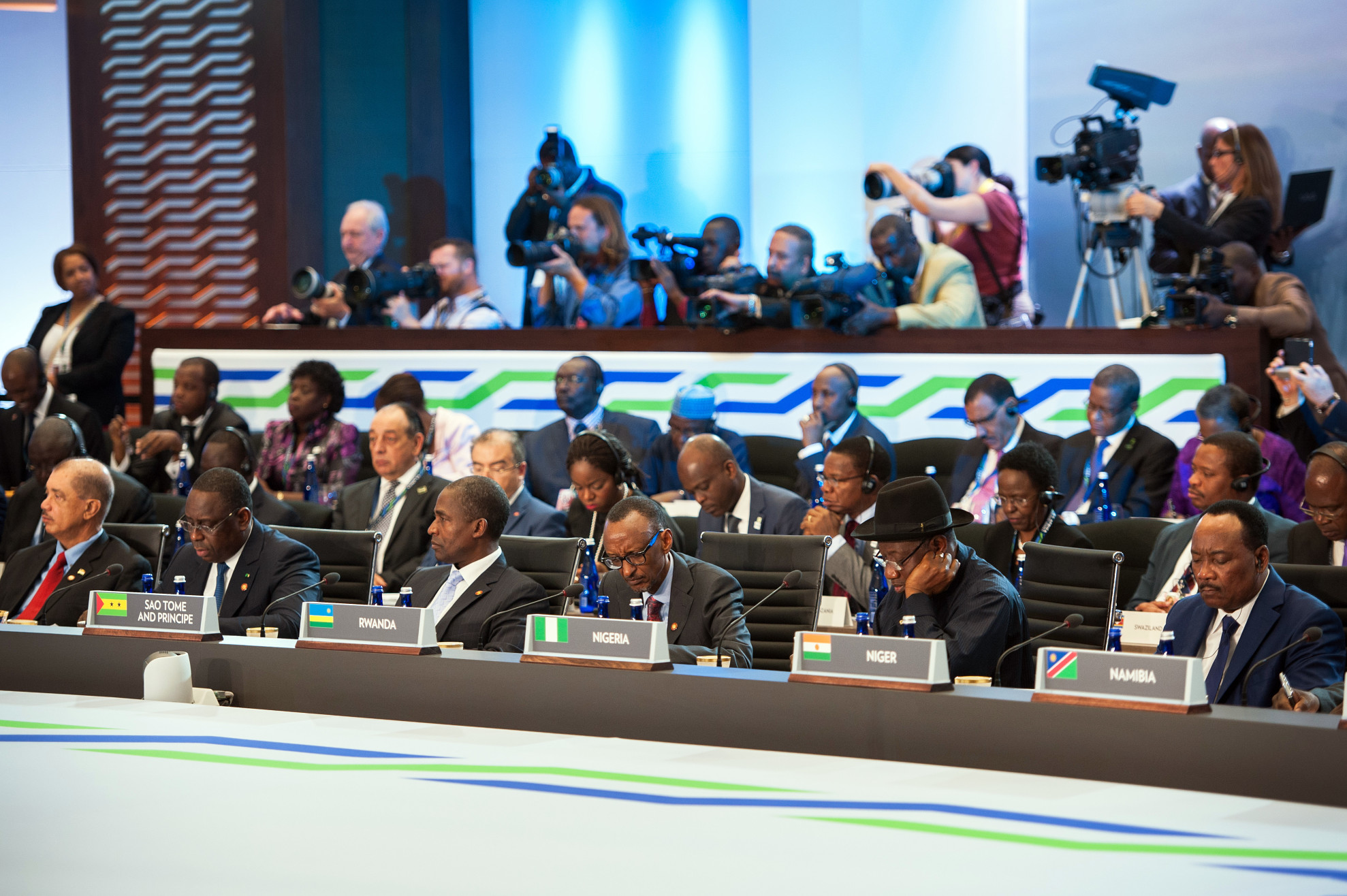 The Anti-climax of the US Africa Leaders Summit