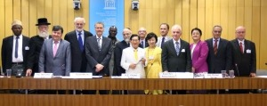 Peace Summit kicks off in South Korea