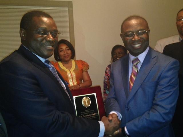Nigeria's Health Minister touts Ebola success