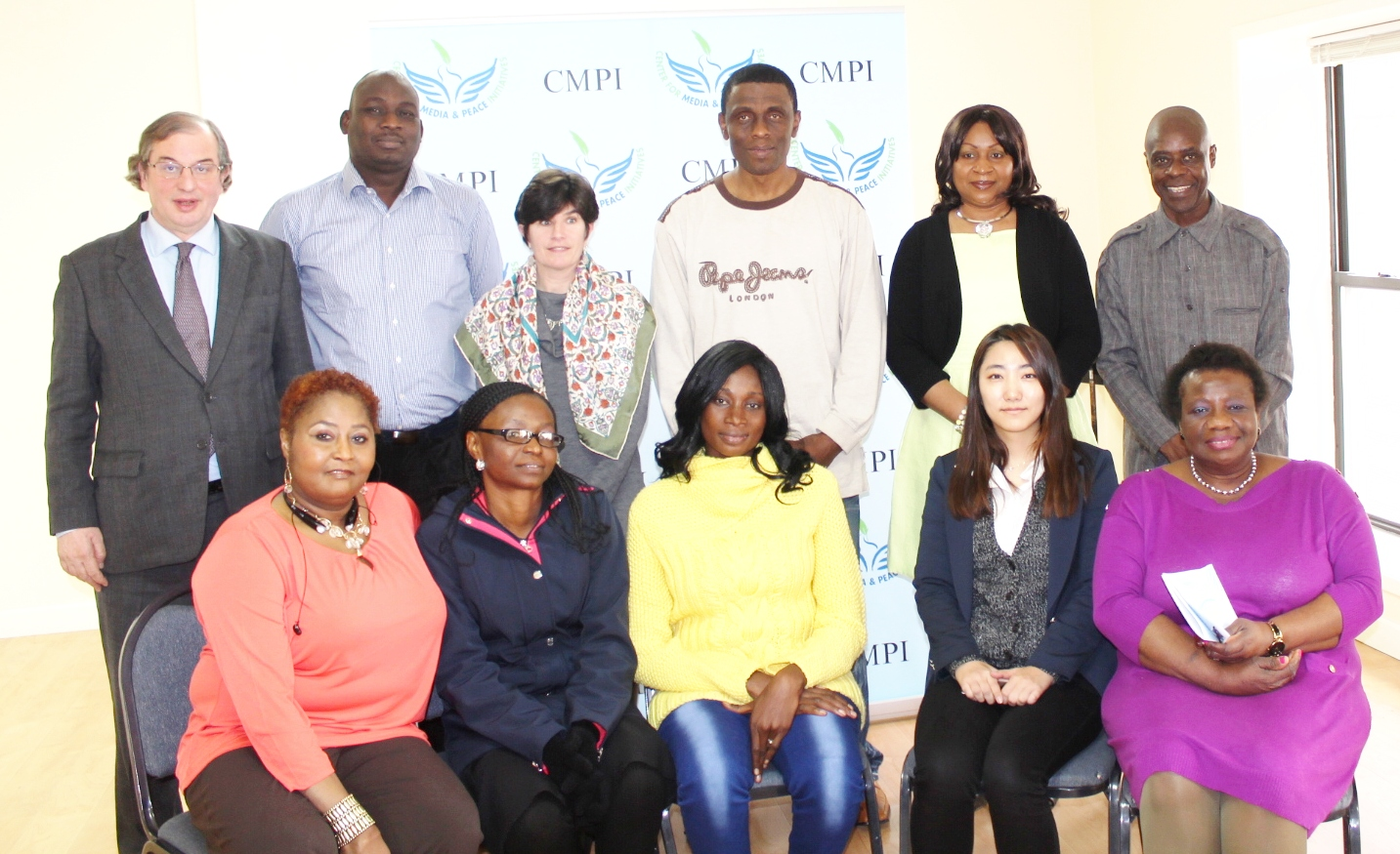 Workshop Calls for Women's Empowerment in Communication