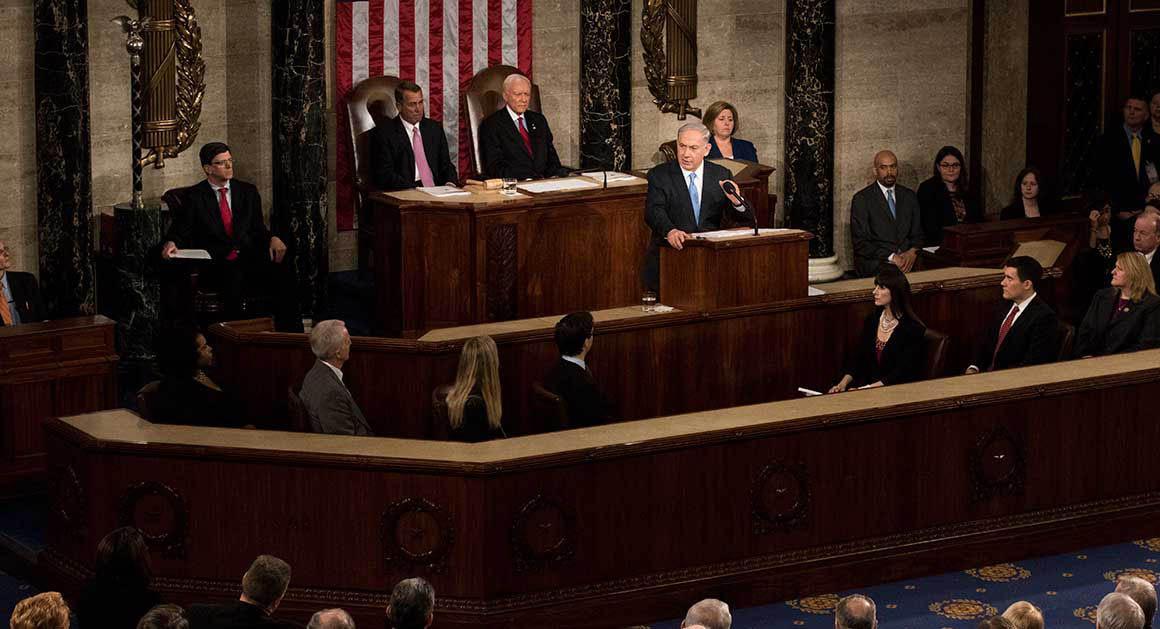 Netanyahu's speech and matters arising