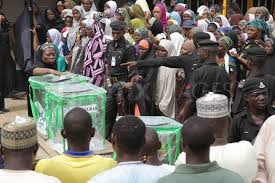 Nigeria on lock-down as polls open for presidential election