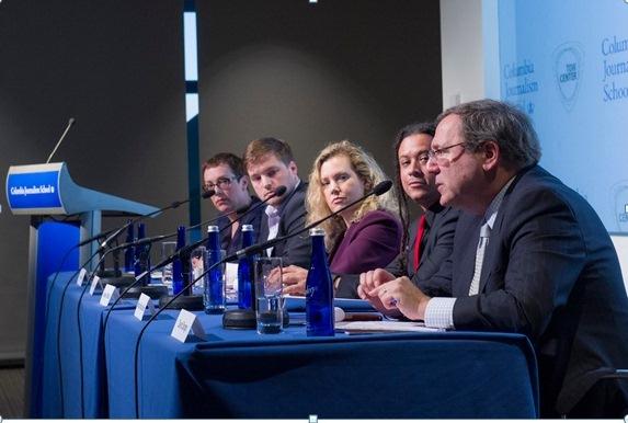 Post Snowden effect on journalism practice