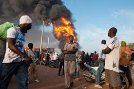 UN Peacekeepers under attack in Mali