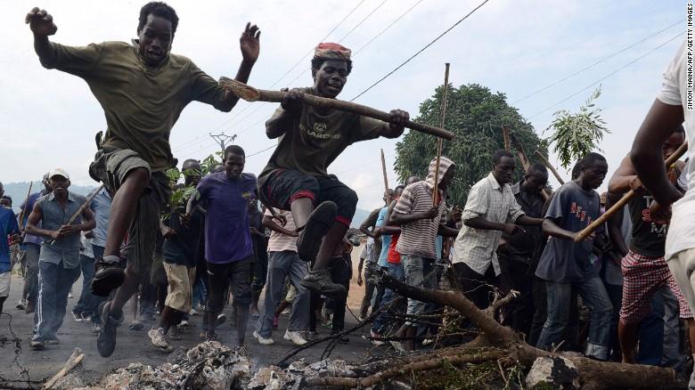 Burundi CNN