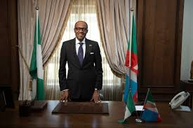 Nigeria's future on focus as new president assumes office