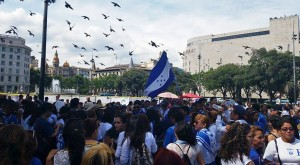 Inside Resistance and Scandal in Honduras