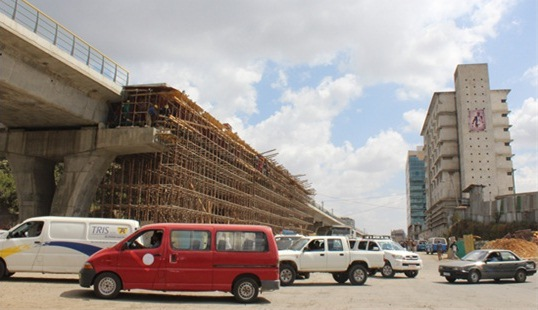 Ethiopia's Economic Growth as Model for Africa
