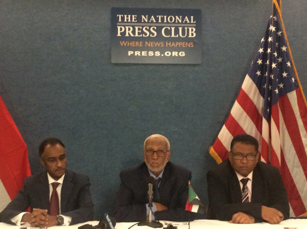 Sudan's Engagement with US enters new phase
