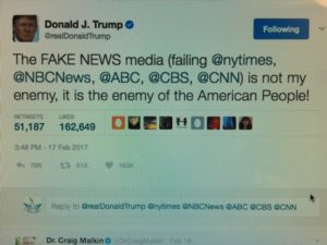 Trump & the Press: A Murder-Suicide Pact