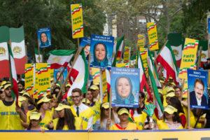 Iran's change agents besiege UN