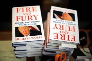 'Fire and Fury' isn't fake news, but…