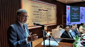 Re-organize global health systems, says Bangladesh minister