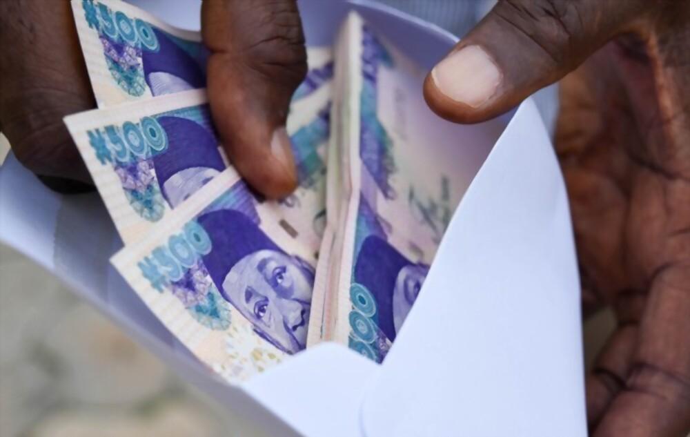 The portrait of corruption in Nigeria